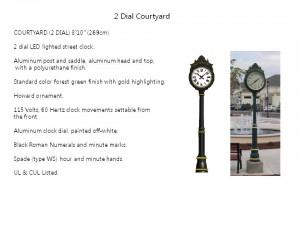 2 Dial Courtyard