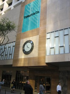 Tower Clock Tiffany