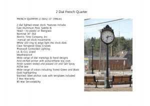 2 Dial French Quarter
