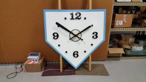 Northridge-High-School-Baseball-Clock