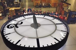 609cm Tower Clock Dial